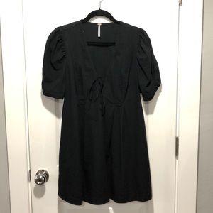 Free People mini-dress/tunic top